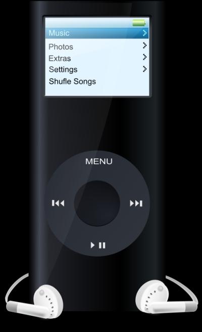 Der MP3-Player