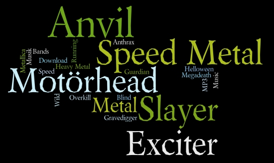Speed Metal » Bands Infos, Musik-CDs und MP3s